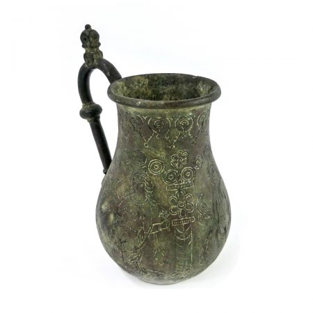 Late 8th or Early 9th Century Sogdian Ewer