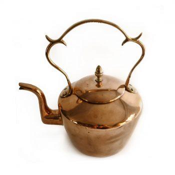 English Copper Kettle. Circa 1780