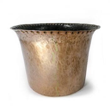 Arts and Crafts English or American Copper Planter. Circa 1900