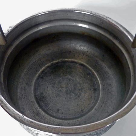 16th Century Italian (Venetian) Bronze Bucket (Situla) with Swing Handle. Circa 1525