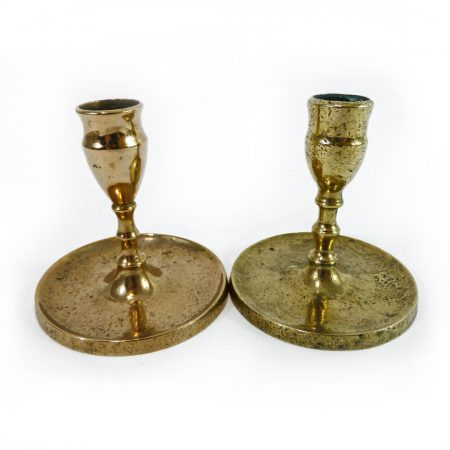 Spanish Colonial Candlesticks