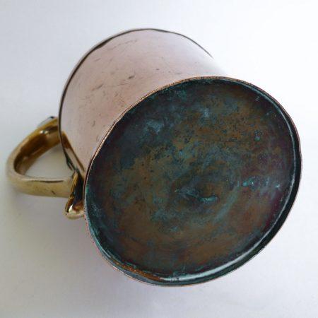 American Copper Tankard, Circa 1875