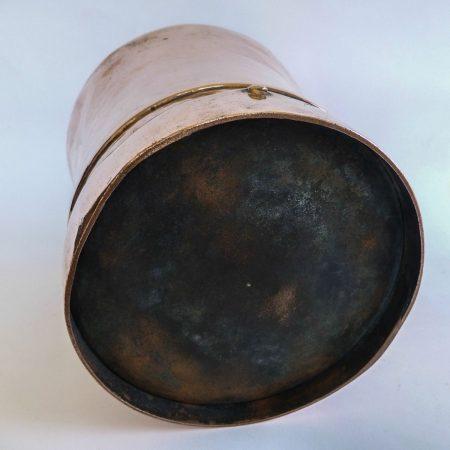 Unusually Large Russian Copper Pot, Circa 1850